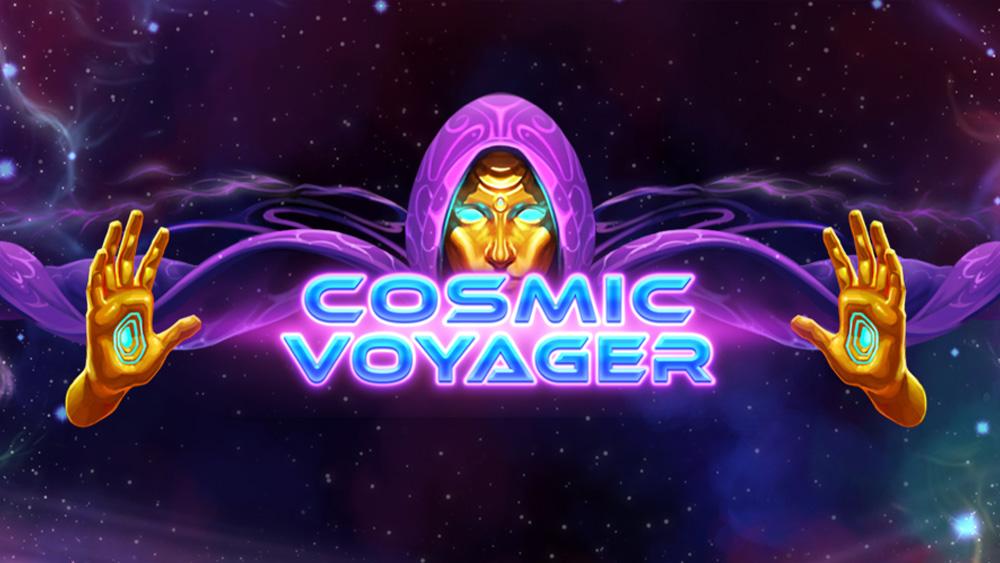 слоте Cosmic Voyager